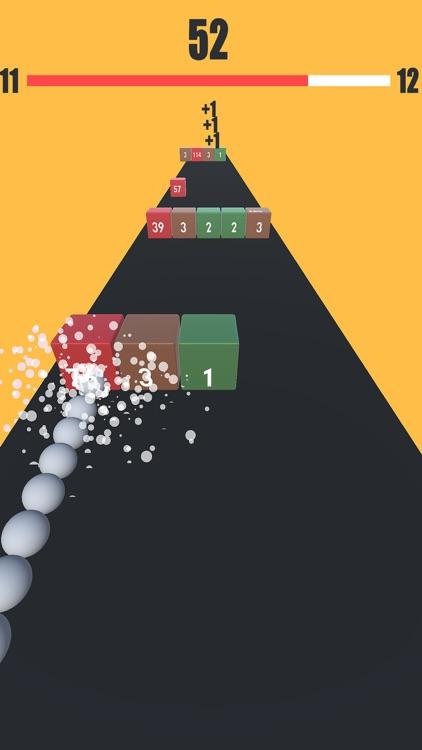 Balls on the Run 3D screenshot-0