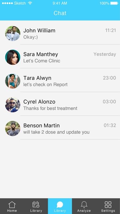 Drs.On Calls screenshot-3