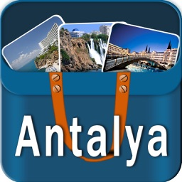 Antalya Offline Map Guide