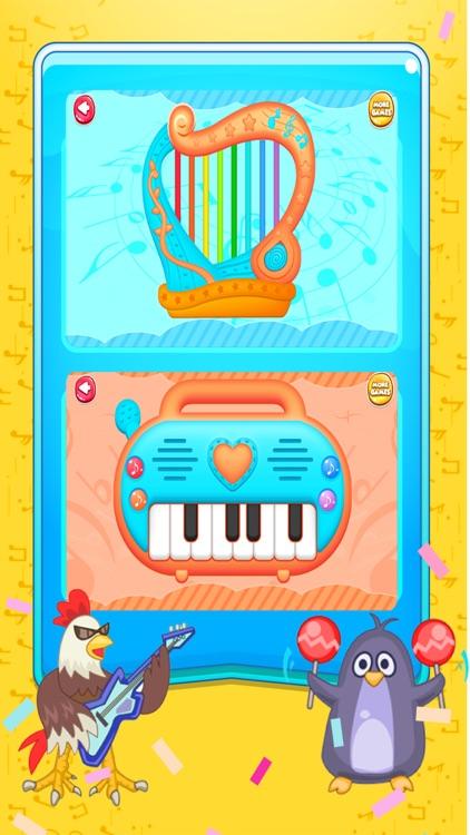 Musical instruments - songs screenshot-4