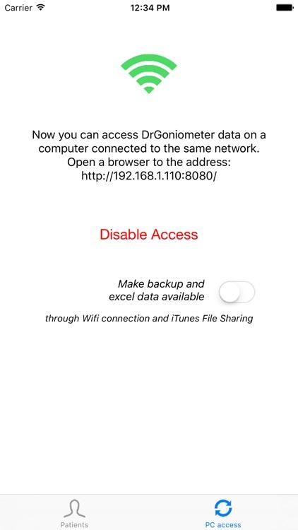 DrGoniometer screenshot-4