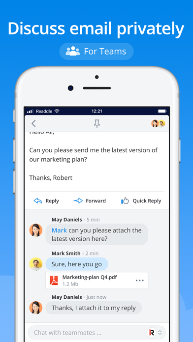 Spark - Email App by Readdle app image