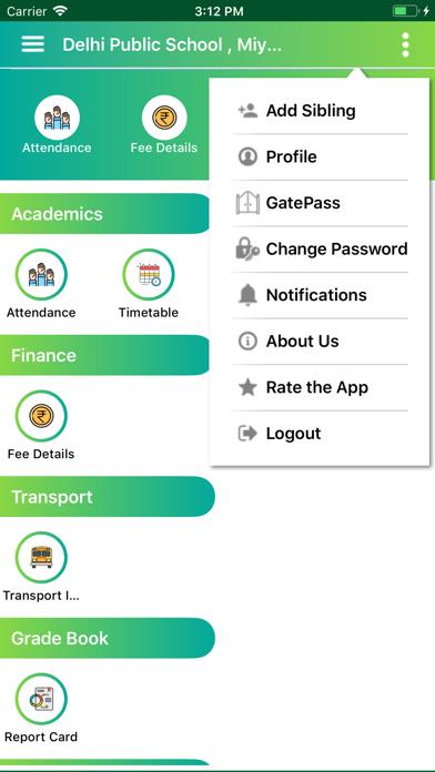 DPS Miyapur Parent Portal screenshot 5