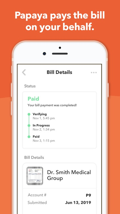 Papaya: Pay Any Bill screenshot-3