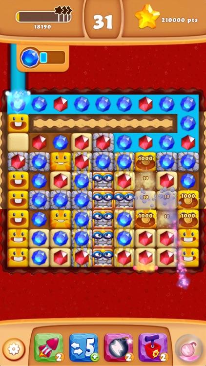 Diamond Digger Saga screenshot-0