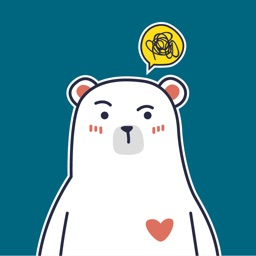 Confused Bear Animated