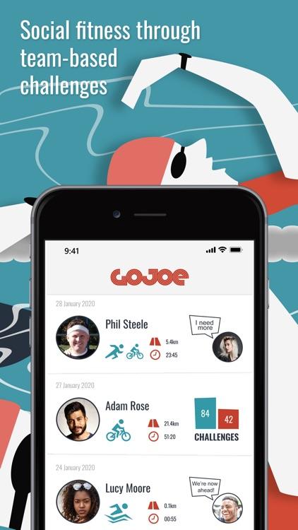 GoJoe: social fitness