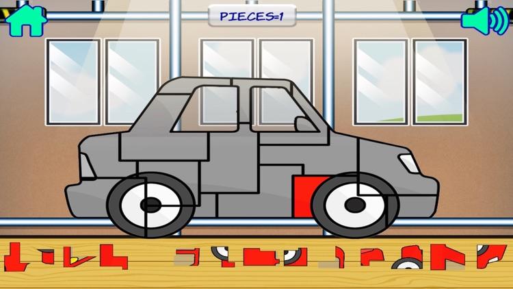 Garage Cars Wash screenshot-3