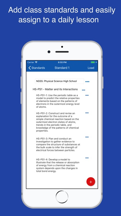 Class Planner for teachers screenshot-3