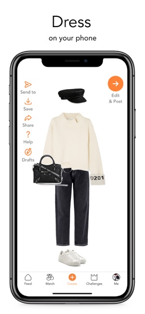 combyne - your perfect Outfit on the App Store