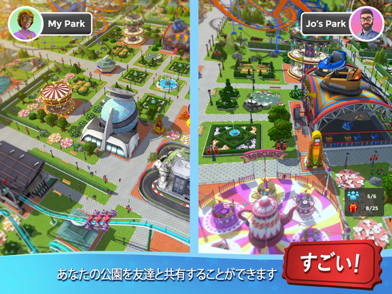 RollerCoaster Tycoon® Touch™のおすすめ画像6