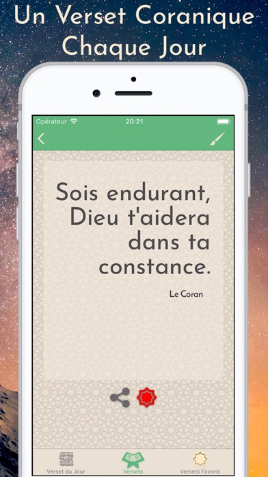 messages.download Versets du Coran en Français software