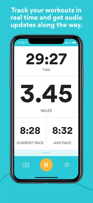 Runkeeper—GPS Running Tracker on the App Store