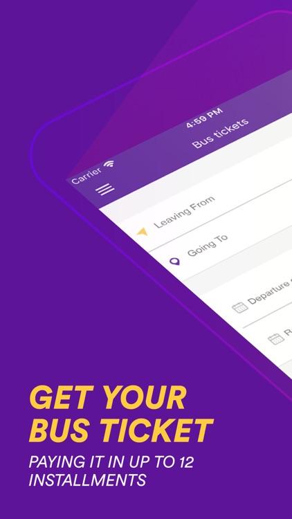 ClickBus - Buy Bus Tickets screenshot-0