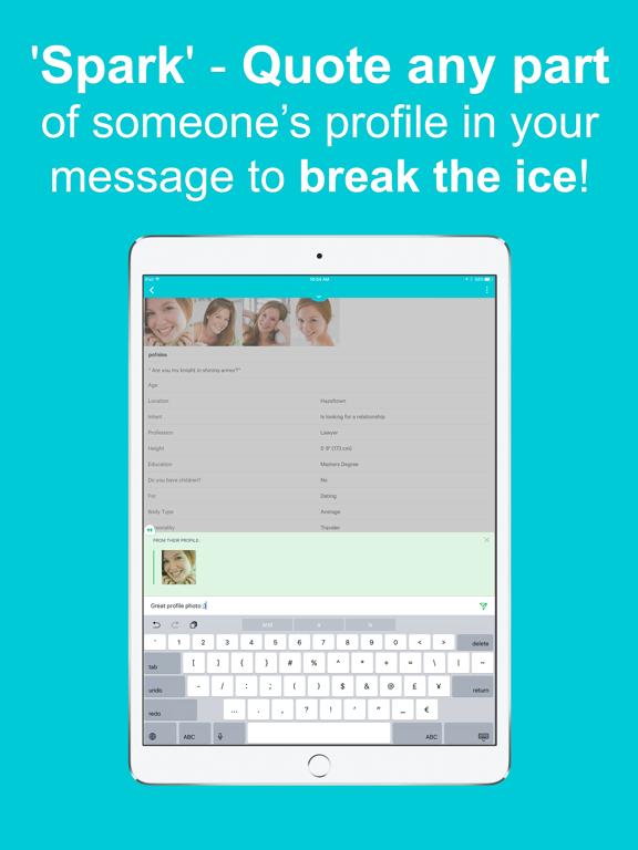 POF Dating by PlentyOfFish (iOS, United Kingdom) - SearchMan App