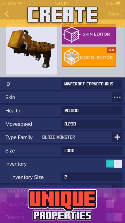 Crafty Craft for Minecraft ™ screenshot-5