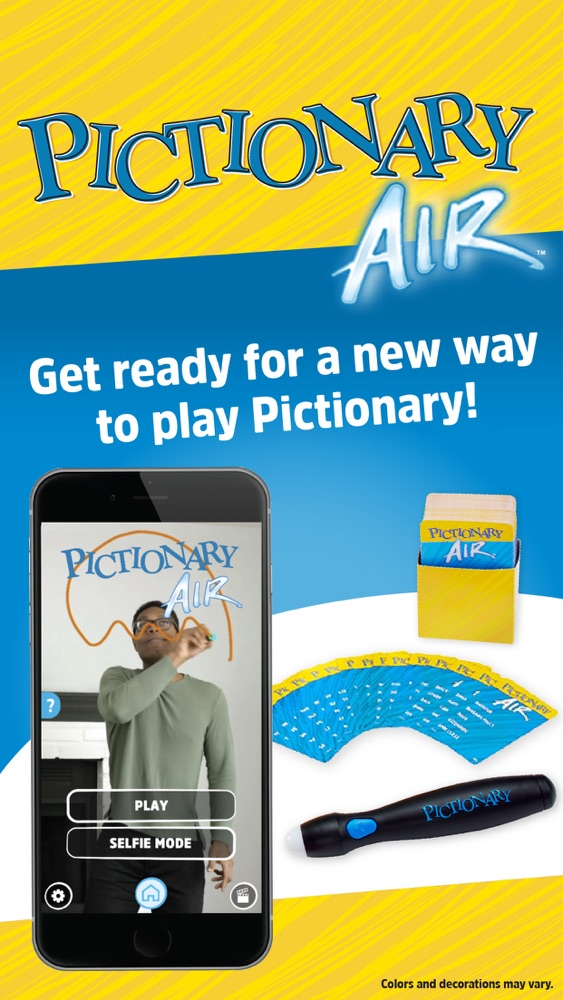Pictionary Air App for iPhone - Free Download Pictionary ...