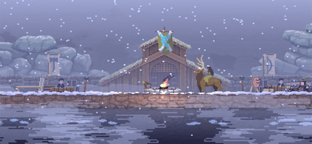 ‎Kingdom: New Lands Screenshot