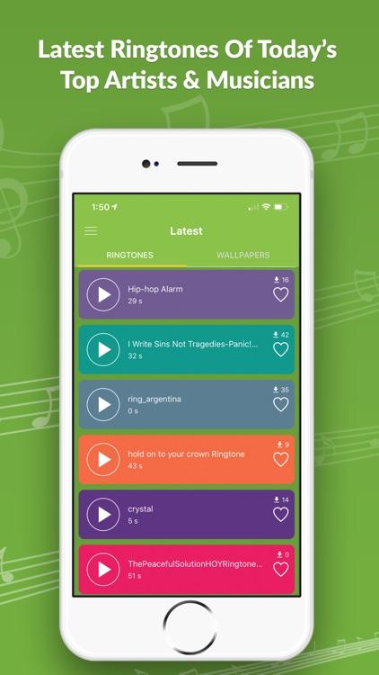 Today's Hit Ringtones - Music screenshot-5