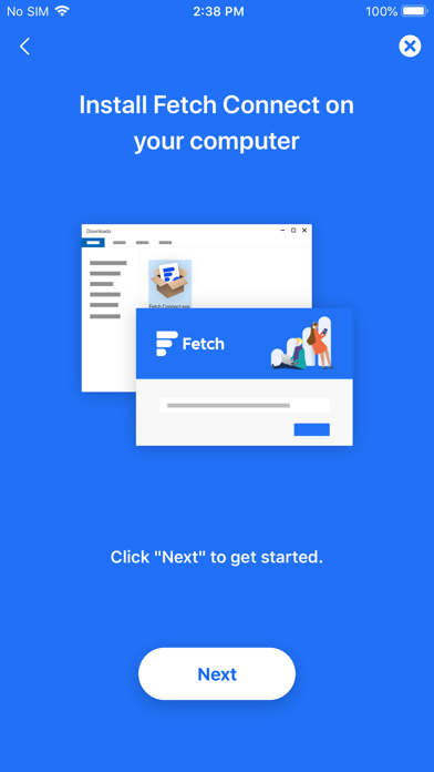 Screenshot for Fetch - Fetch Me Some Internet in Israel App Store