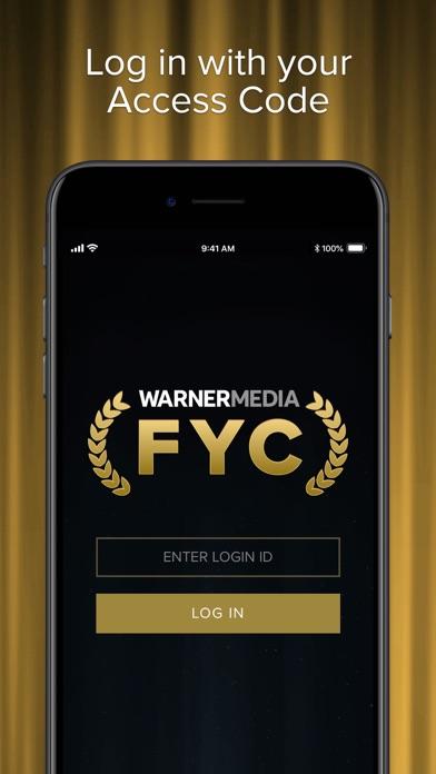 FYC Screeners App Screenshot