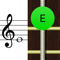 App Icon for Guitar Sight Reading Trainer App in Denmark IOS App Store
