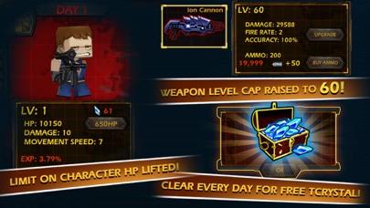 Call of Mini™ Zombies screenshot two