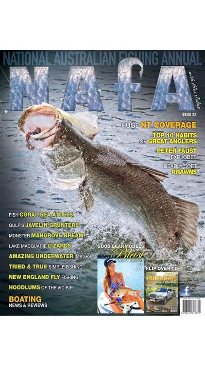 Australian Fishing Annual screenshot-4