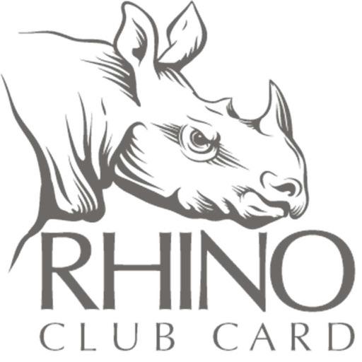 Rhino Club Card