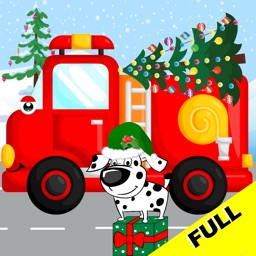 Fire-Trucks Game for Kids FULL