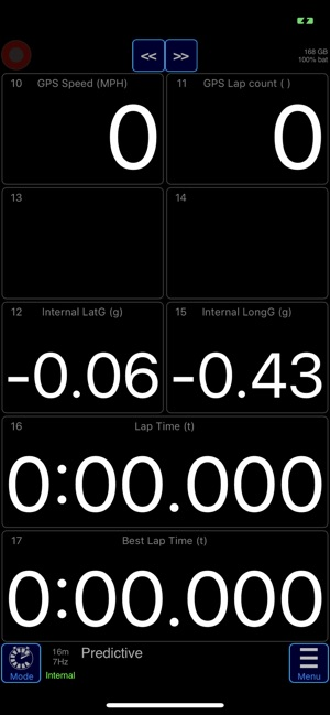 CMS Lap Timer on the App Store