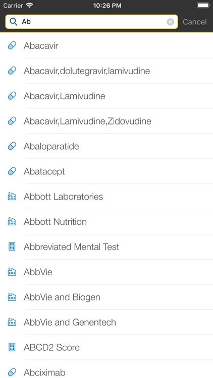 Monthly Prescribing Reference