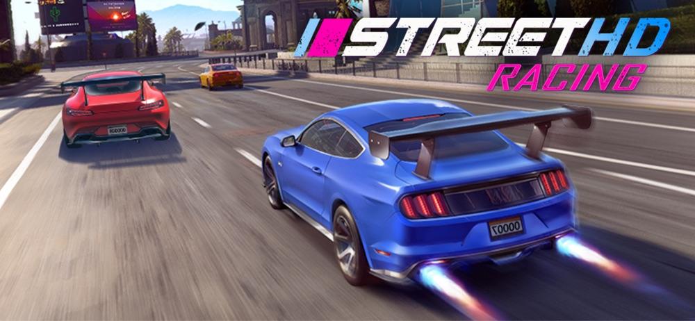 Street Racing HD hack tool