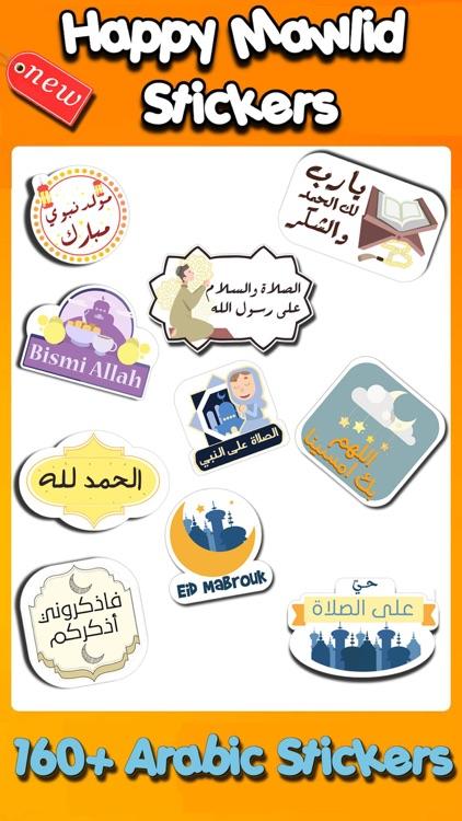 Arabic Stickers !