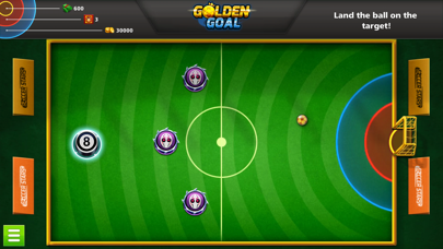 Screenshot from Soccer Stars™