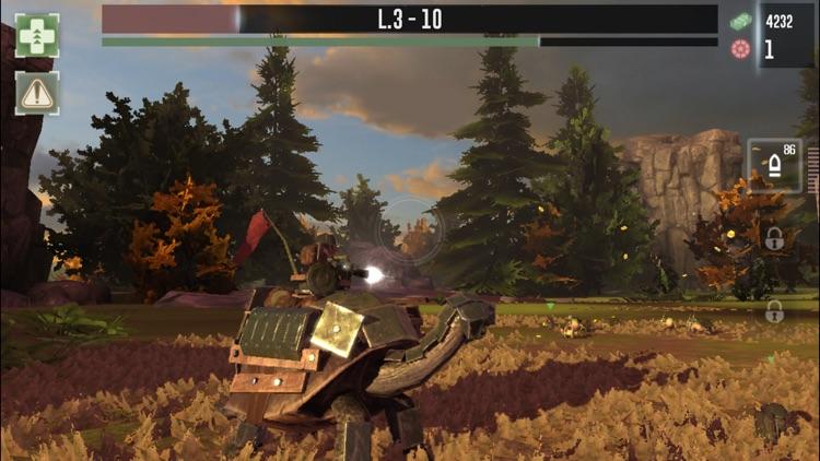 War Tortoise screenshot-0