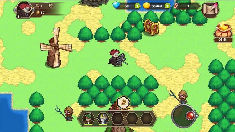 Clumsy Knight 2 screenshot-3