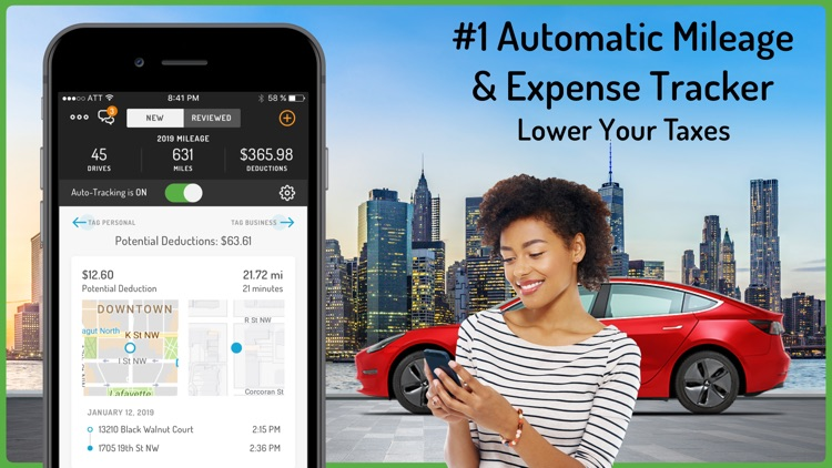 Hurdlr: Mileage & Expenses
