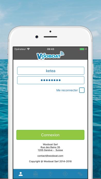 Wooboat screenshot one