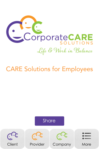 Corporate CARE Solutions - náhled