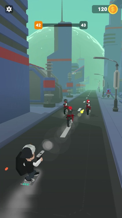Tossed 3D screenshot-4