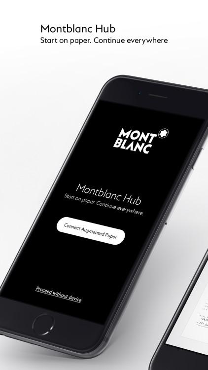 Montblanc Hub