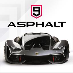 Ícone do app Asphalt 9: Legends