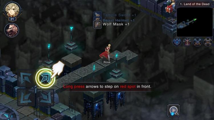 Castle Legend3: City of Eterni screenshot-0