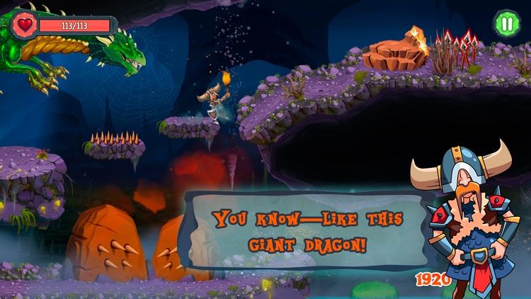 Swift Knight! screenshot-3