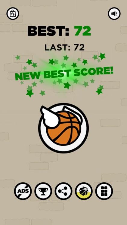 Flappy Dunk screenshot-4