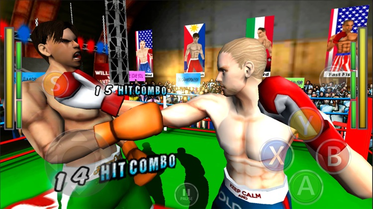 Fists For Fighting Fx3 screenshot-5