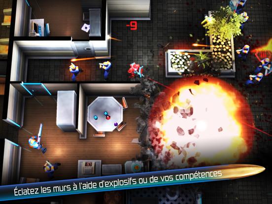Screenshot #5 pour Neon Chrome