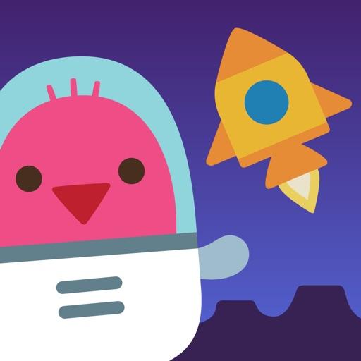 Sago Mini Space Blocks icon