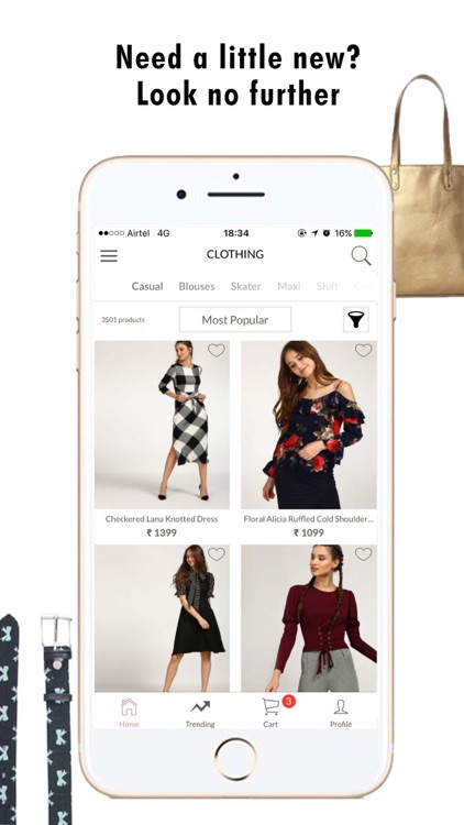 StalkBuyLove(SBL)-Shopping App